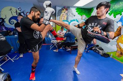 Muay Thai Fight Night 0953