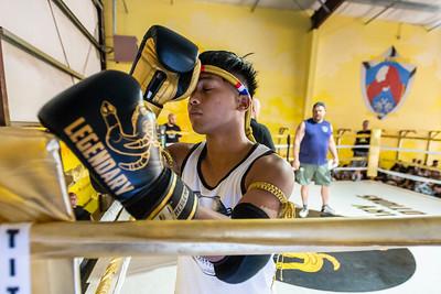 Muay Thai Fight Night 1223