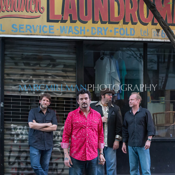 MIke Zito & The Wheel (Greenwich Village- Wed 6/5/13)