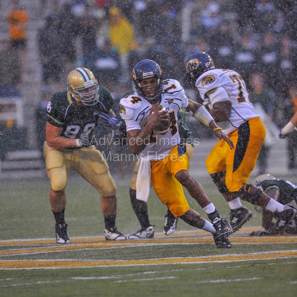 NCAA FOOTBALL:  Oct 3rd, 2009 Baylor Bears vs Kent State Golden Flashes
