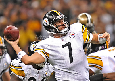 NFL:  Steelers vs Saints OCT 31