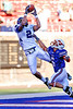 November 8, 2008:  <br /> #2 Steven Black, WR of Memphis in action during the NCAA Football game between the SMU Mustangs and the Memphis Tigers at the Gerald J. Ford Stadium in Dallas, TX  Memphis defeated SMU 31-26. Manny Flores/Icon SMI