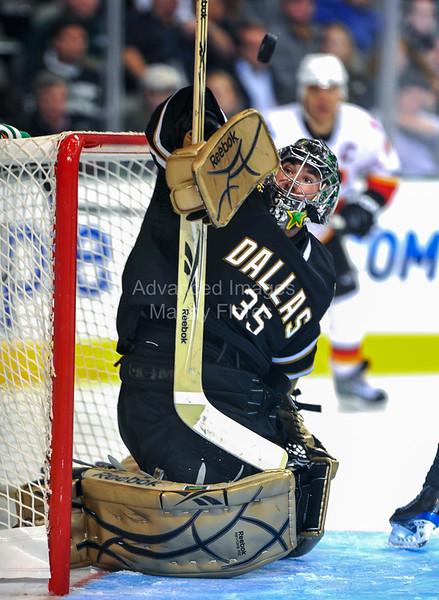 NHL:  November 4th, - Calgary Flames at Dallas Stars