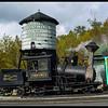Mount Washington Cog RR Engine & Water Tank