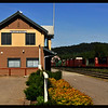 Quesnel Railroad Depot