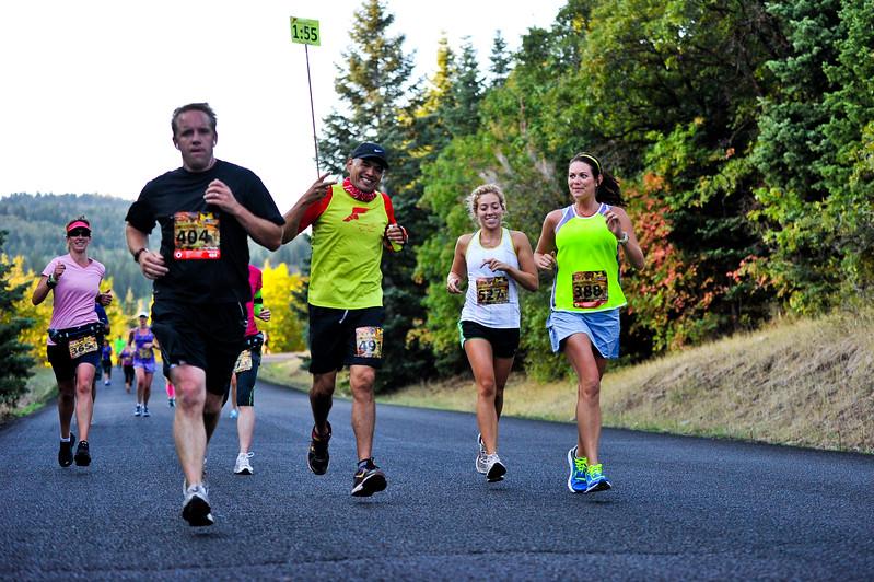 Mt. Nebo Half Marathon
