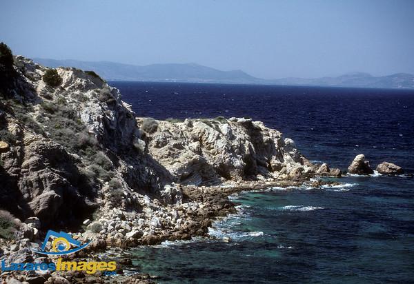 Coastline<br /> Rafina, Greece 1983