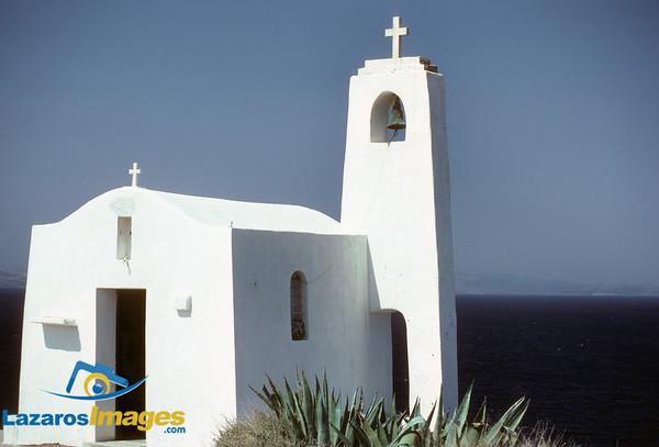 Agios Nikolas<br /> St Nikolas Church<br /> Rafina, Greece 1983