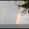 Hawian Double Rainbow