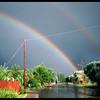 Canyon Road Rainbow