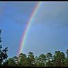Evening Rainbow