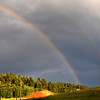 Rocky Mountain Rainbow