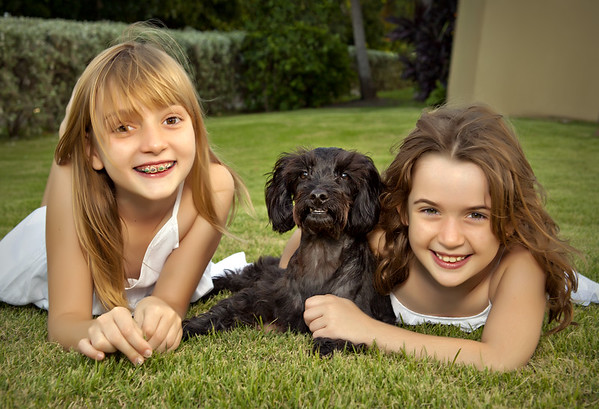 Ramsey Family Portraits photo by Ted Davis
