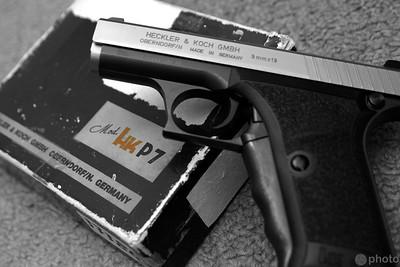 H&K P7 PSP - 9mm Para