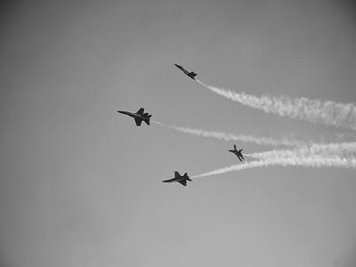 Blue Angels, Dobbins ARB, Marietta, GA