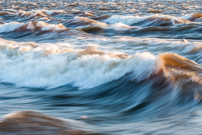 Semi-finalist, Windland Rice Smith International, 2012. Spring rapids on the Ottawa River. National Geographic Creative Picture ID 1250283