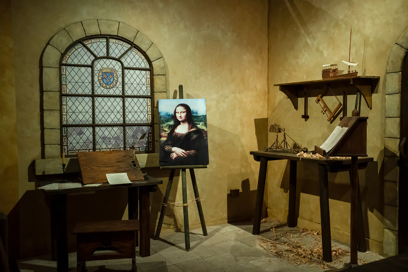 Leonardo's Workshop