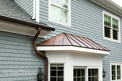 PG Homes Copper Roof