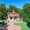 Hendry House, Fort CF Smith, Arlington Virginia
