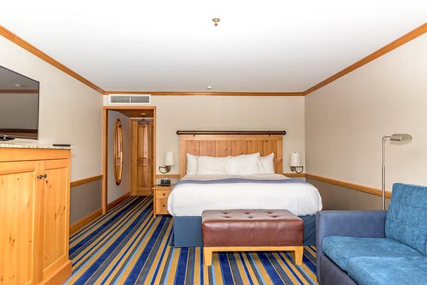 Semiahoo Resort Hotel King Room