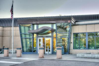 Belmar Library Exterior