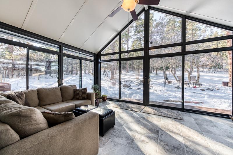 Enclosed Deck 1