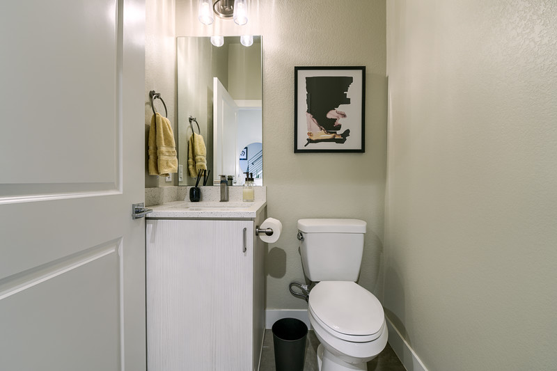 Entry Powder Room