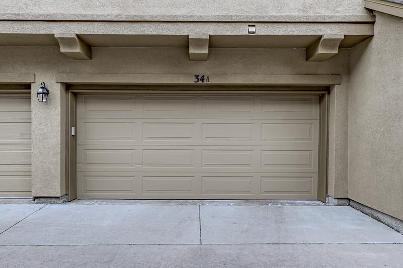 Front Garage