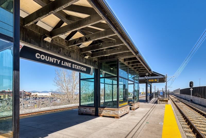 County Line Light Rail 2