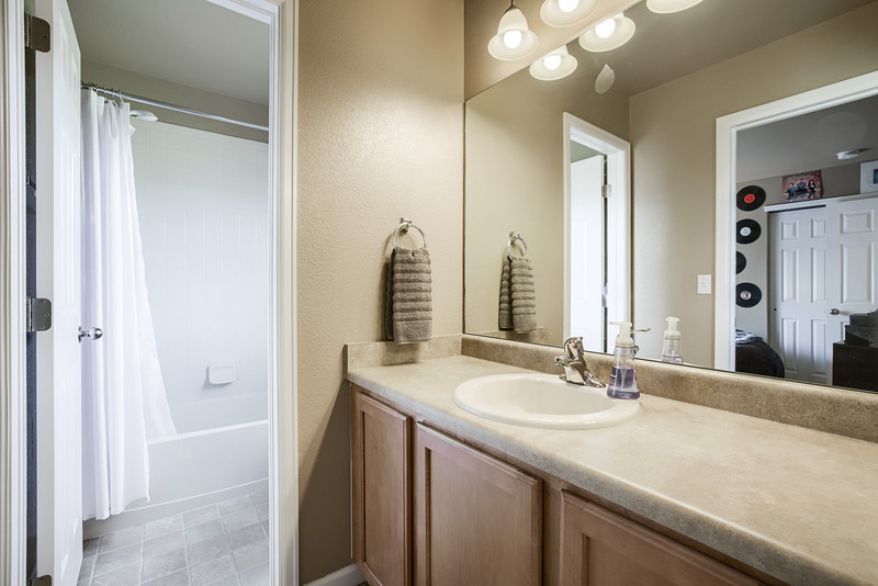 Jack-n-Jill Bathroom