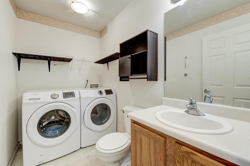 Powder Laundry Room