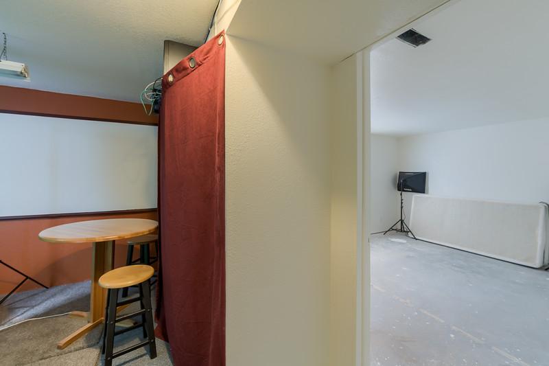 Basement Bedrooms 1