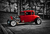 Hot Rod - Red