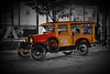 """Ford Model A """"Woody"""""""