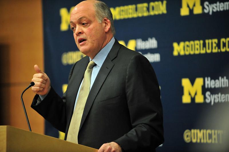 Michigan Football Coach Brady Hoke Fired