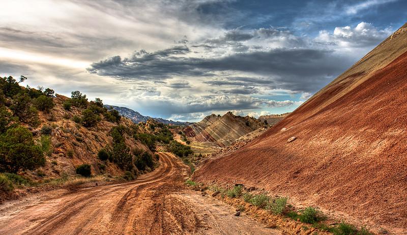 """""""Burr Trail"""""""