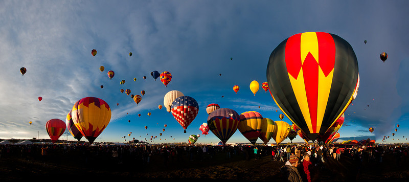 """Balloon Fiesta"""