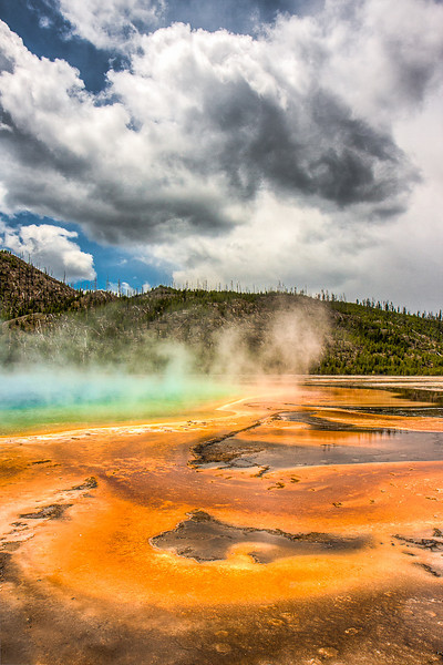 """Colorful Yellowstone"""