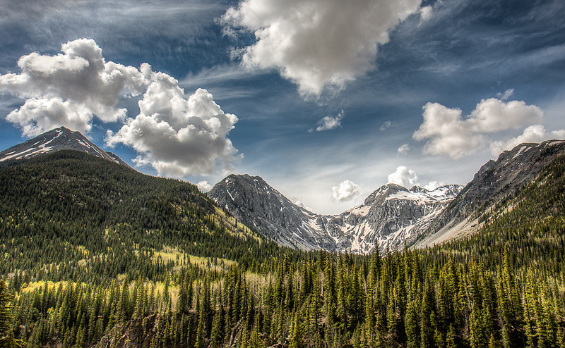 """Colorado Mountains - Part II"""