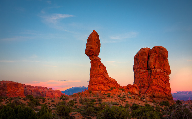 """The Balanced Rock"""