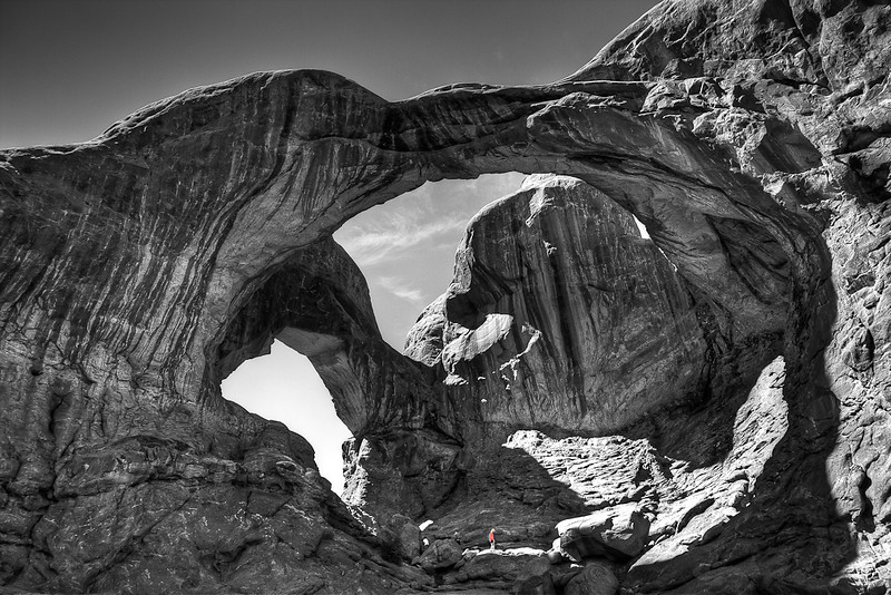 """Two Arches"""