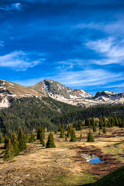 """Colorado Mountain Scenery III"""