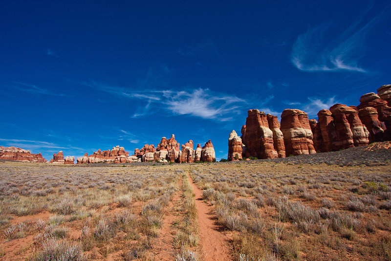 """The Needles of Utah"""