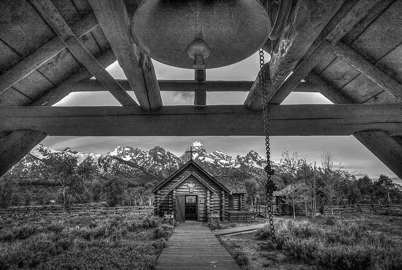 """The Chapel in the Mountains"""