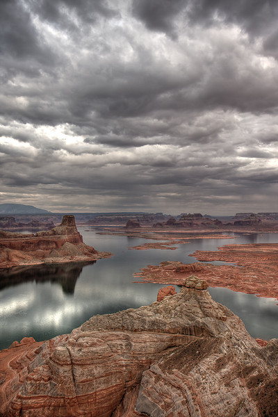 """""""Storm over the Canyon"""""""