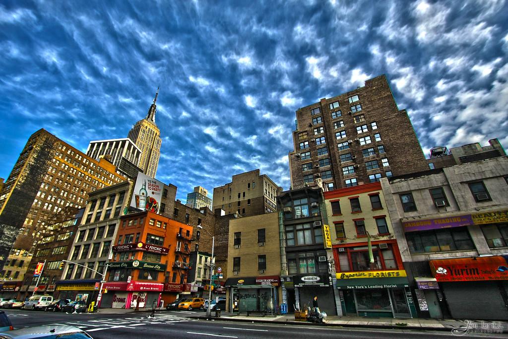 Manhattan, NY - December 25th, 2011