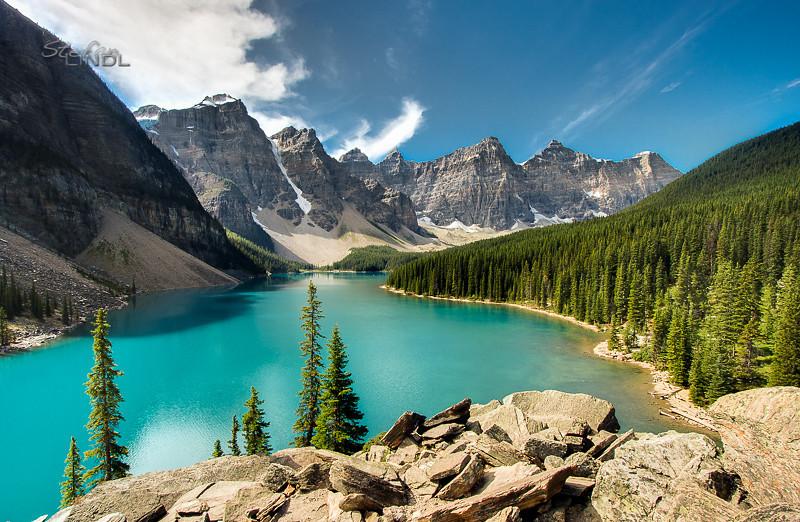 """Moraine Lake"""