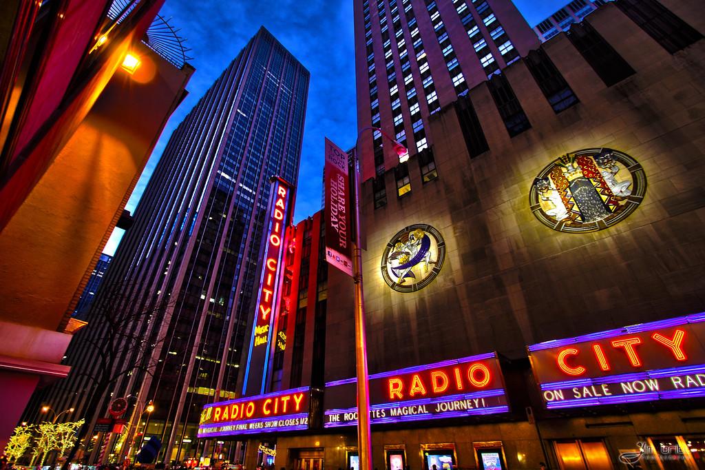 Radio City - Manhattan, NY