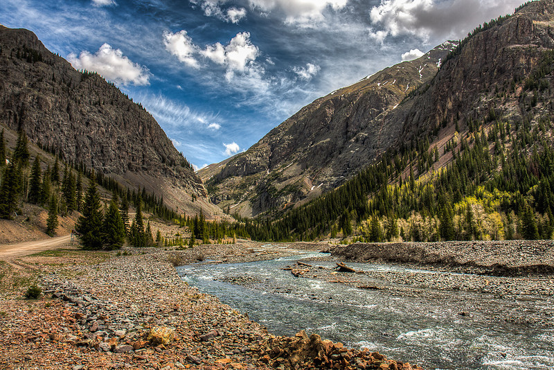 """Colorado Mountain Scenery II"""