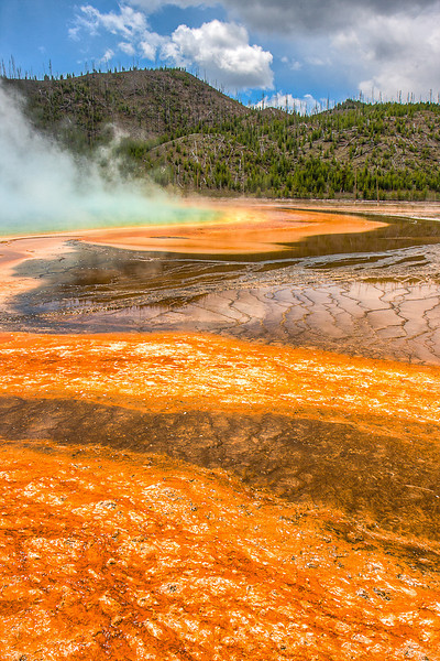 """Colorful Yellowstone II"""